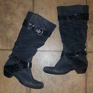 "Women's sz 39 Pikolinos ""Brujas"" leather boots"